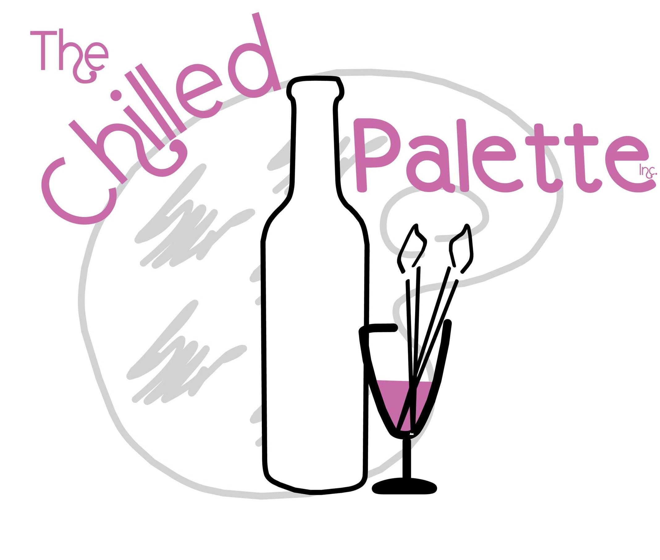 Chilled Palette logo