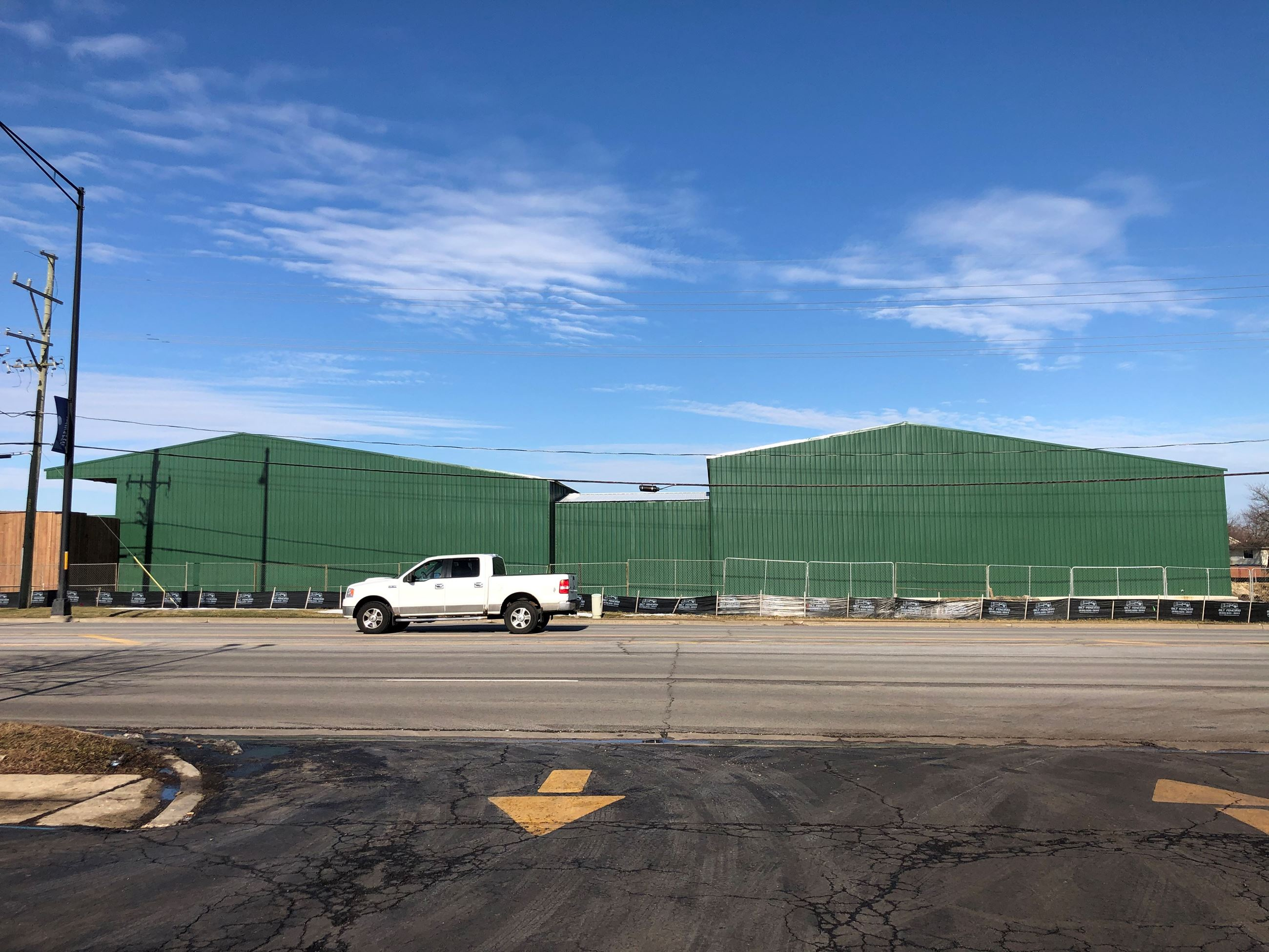 Menards Warehouse Expansion