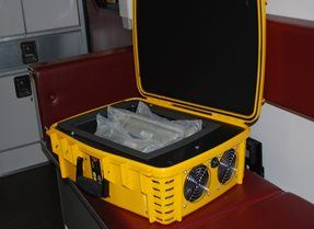 Therapeutic Hypothermia Resuscitation Equipment