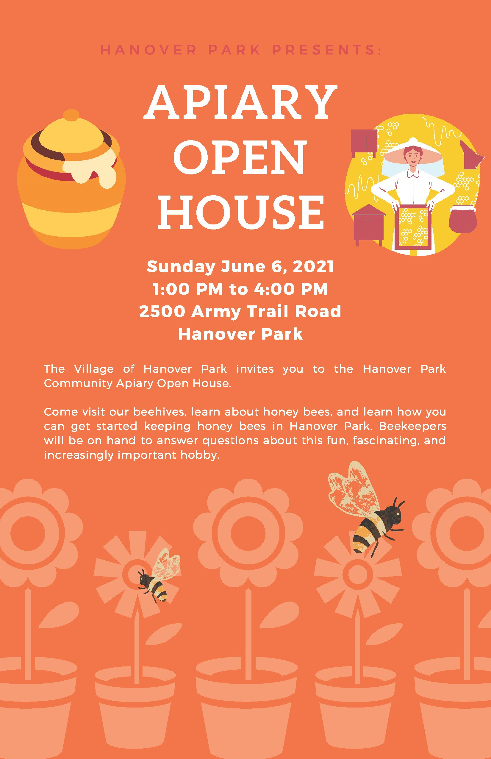 APIARY OPEN HOUSE